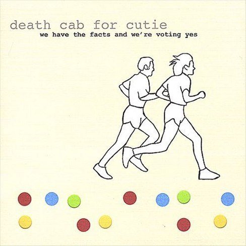 Death cab for cutie - We have the facts & we're voting yes (Vinyl) - image 1 of 1