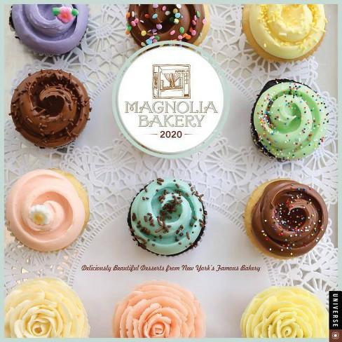 Magnolia Bakery 2020 Wall Calendar - image 1 of 1