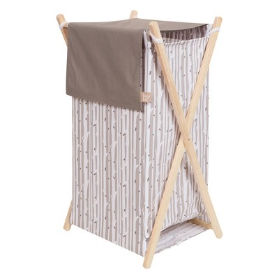 Trend Lab Laundry Hampers And Sorters - Gray