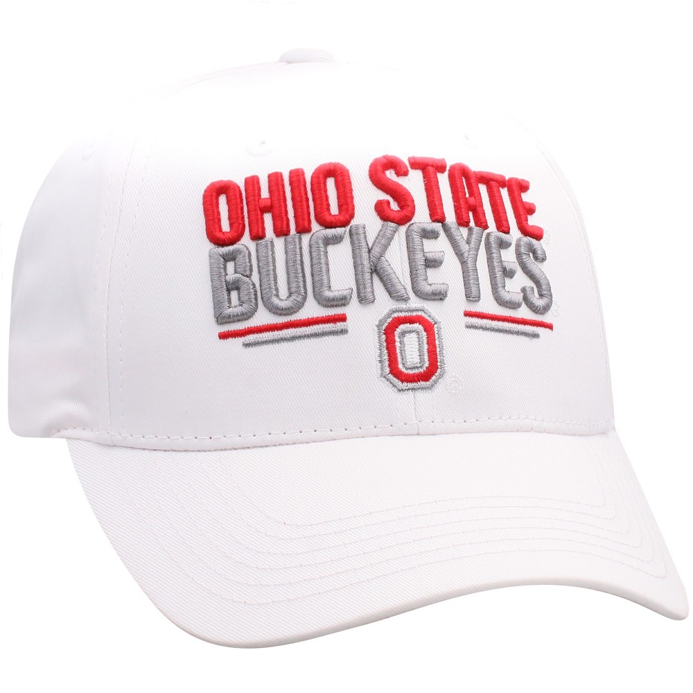 NCAA Men's Ohio State Buckeyes Network Hat NCAA Men's Ohio State Buckeyes Network Hat Size: Osfm. Gender: Male. Age Group: Adult. Material: Cotton.
