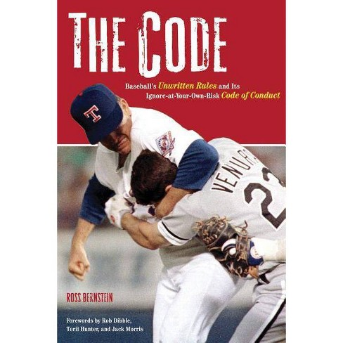 The Code - by  Ross Bernstein (Hardcover) - image 1 of 1
