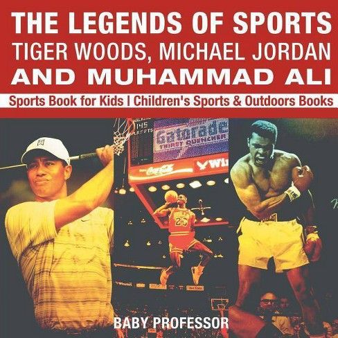 The Legends of Sports - by  Baby Professor (Paperback) - image 1 of 1