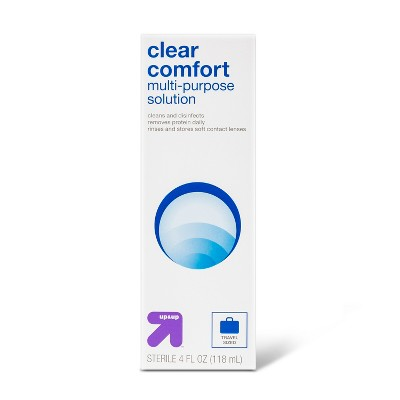 Multipurpose Contact Solution - 4oz - Up&Up™