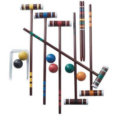 Franklin Sports Family Croquet Set