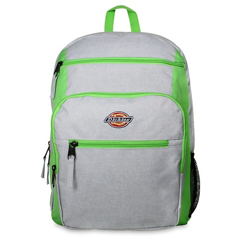 Dickies® Double Deluxe Backpack - Gray Heather One Size - image 1 of 3