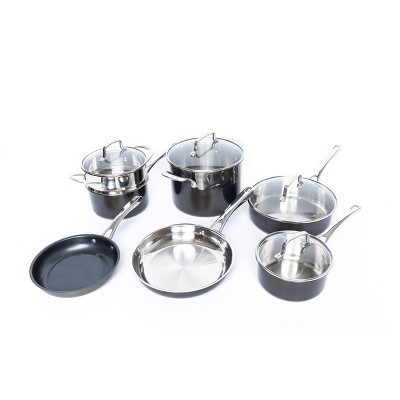 Cuisinart In the Mix 11pc Stainless Steel Redefine Cooking Set