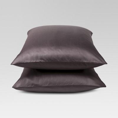 Standard/Queen 400 Thread Count Performance Pillowcase Birch - Threshold™
