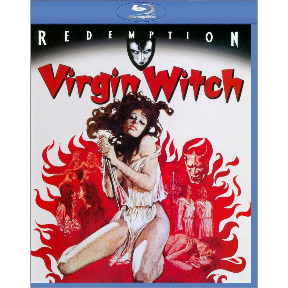 Virgin witch (Blu-ray), Movies