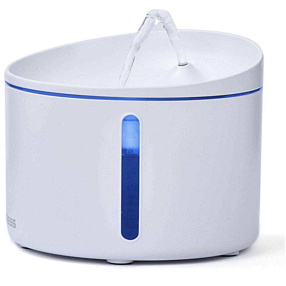 Dogness Smart Water Fountain Plus White