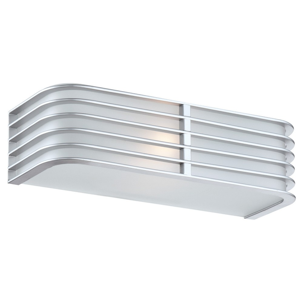 Babette Sconce Wall Lights - Silver - Lite Source