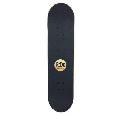 "ReDo Skateboard 31.3"" Champagne Pop Drip Skateboard"