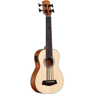 Alvarez Artist Bass Acoustic-Electric Ukulele Natural