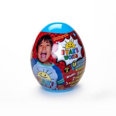 Ryan's World Mystery Microverse Mega Micro Egg