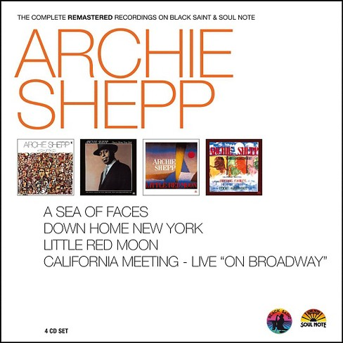 Archie shepp - Archie shepp:Complete remastered reco (CD) - image 1 of 1