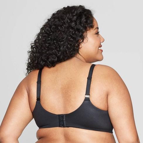 26863eff4d Women s Plus Size Superstar Lightly Lined T-shirt Bra - Auden™   Target