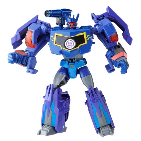 Transformers Robots in Disguise Combiner Force Warriors Class Soundwave - image 1 of 11