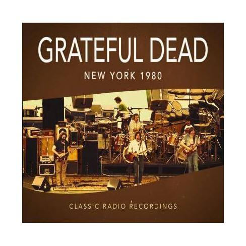 Grateful Dead - New York 1980 (CD) - image 1 of 1