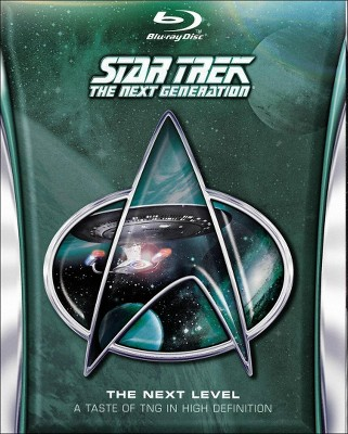 Star Trek: The Next Generation - The Next Level (Blu-ray)