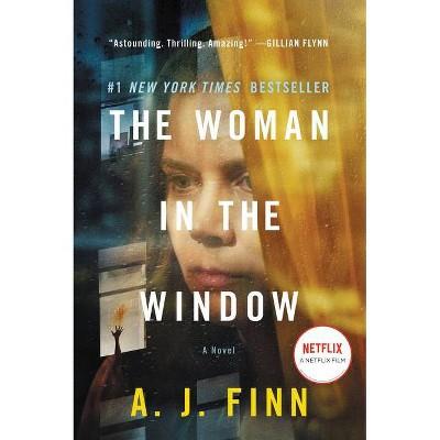 Woman in the Window -  MTI by A. J. Finn (Paperback)