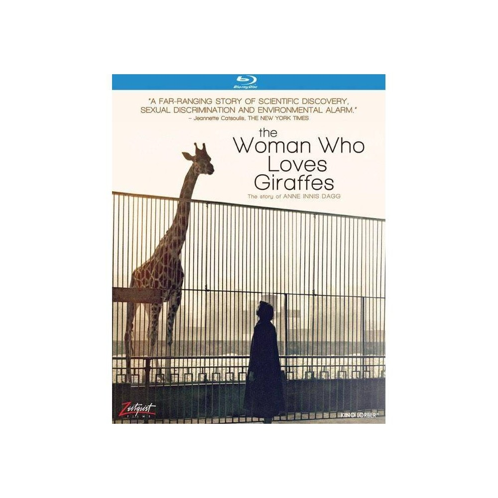 The Woman Who Loves Giraffes Blu Ray