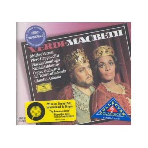 Verdi - Verdi:Macbeth (CD) - image 1 of 1