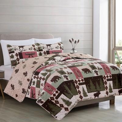 Cabin Bedding Target