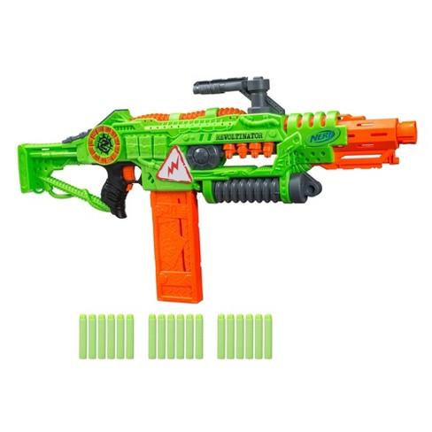 NERF Zombie Strike Revoltinator Blaster - image 1 of 7