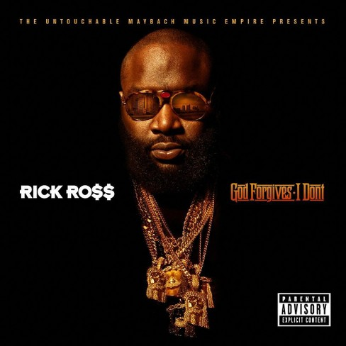 Rick Ross - God Forgives, I Don't [Explicit Lyrics] (CD) - image 1 of 1