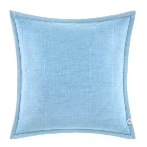 "Now House by Jonathan Adler Marcel 20""x20"" Throw Pillow Blue - image 1 of 4"