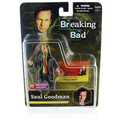 Mezco Toyz Breaking Bad Saul Goodman PX Exclusive Action Figure