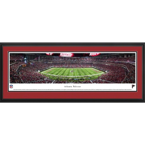 NFL Blakeway Stadium View Deluxe Framed Wall Art - image 1 of 1