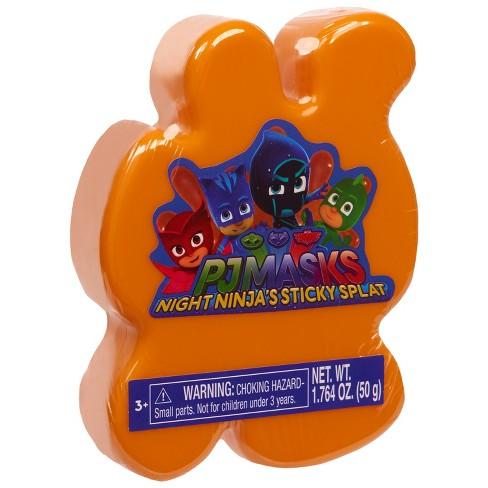 Disney Junior PJ Masks Sticky Splat Putty - Orange - image 1 of 1