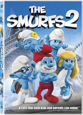 The Smurfs 2 (UltraViolet)