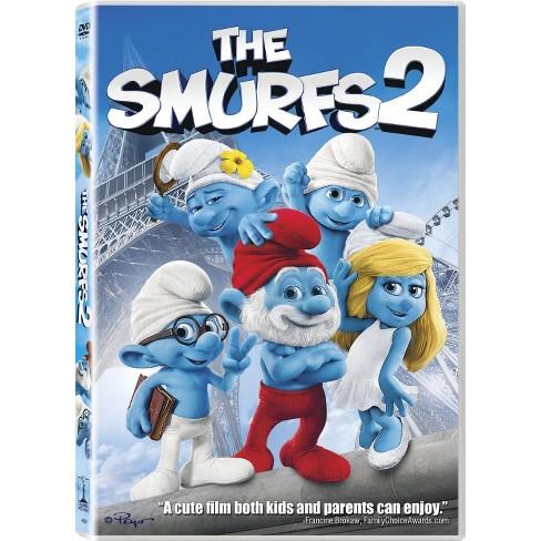 The Smurfs 2 Ultraviolet Dvd Target