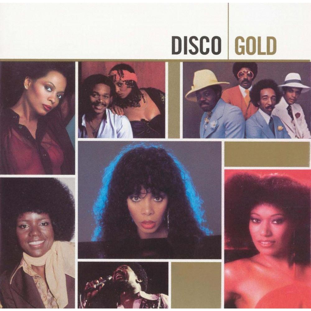 Various - Gold:Disco (CD)