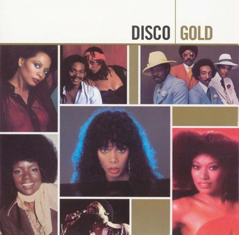 Various - Gold:Disco (CD) - image 1 of 1