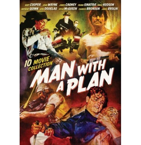Man With a Plan Collection - 10 Features - image 1 of 1