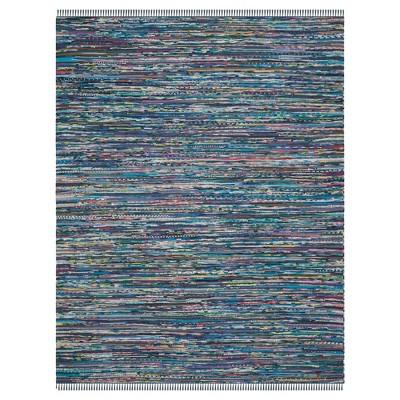 Huddersfield Area Rug - Ink / Multi (10' X 14' )- Safavieh