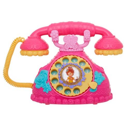 Disney Fancy Nancy Fancy French Phone w/ Lights & Sounds - image 1 of 6