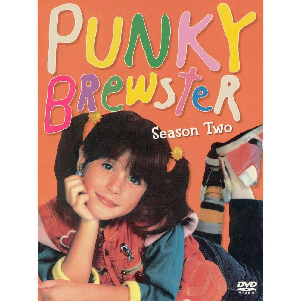 Punky Brewster:Season 2 (Dvd)