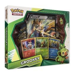 2019 Pokemon Trading Card Game Grookey Galar Collection Box