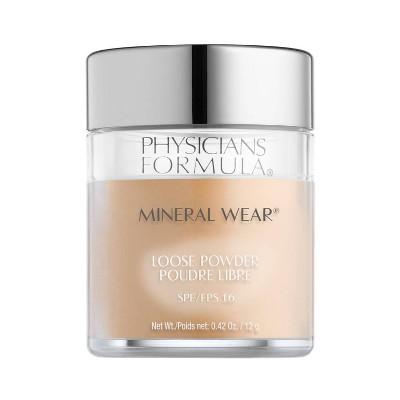 Physicians Formula Mineral Wear Loose Powder Creamy Natural 0.42oz by Physicians Formula