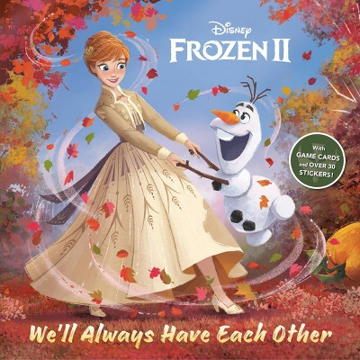 We'll Always Have Each Other Frozen 8x8 - by John Edwards