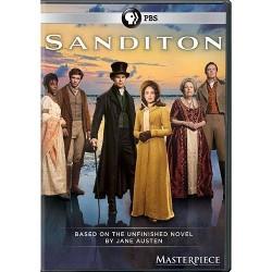 Masterpiece: Sanditon (DVD)