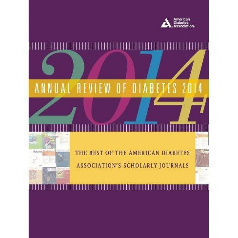 Annual Review of Diabetes 2014 - (Paperback) - image 1 of 1