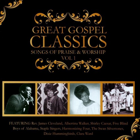 Various - Great Gospel Classics:Songs Of Praise (CD) - image 1 of 1