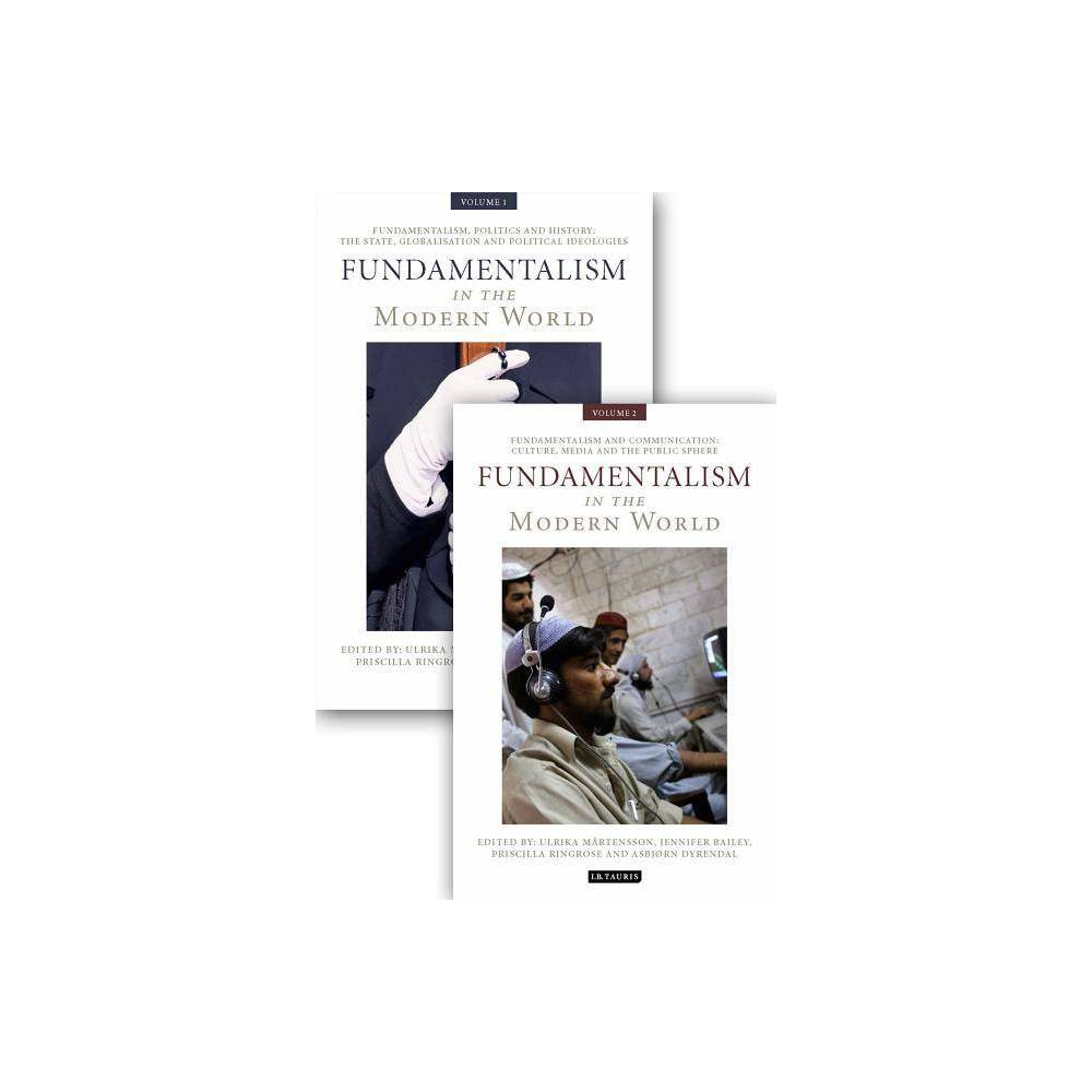 Fundamentalism in the Modern World 2 Volume Set - (Hardcover)