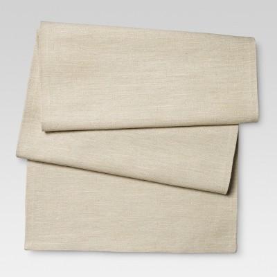 Ivory Kitchen Textiles Table Runner (20 x90 )- Threshold™