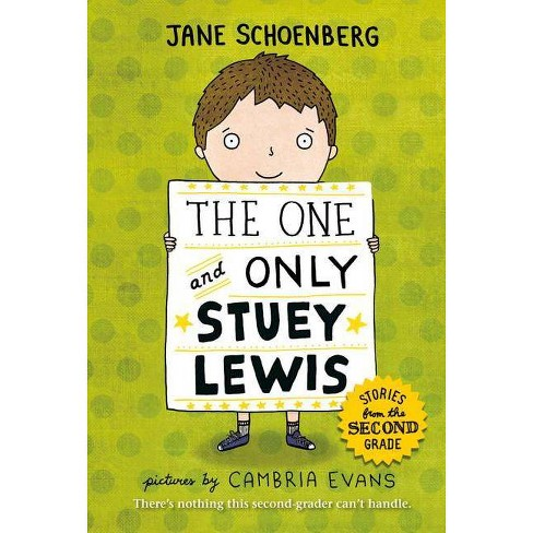 The One and Only Stuey Lewis - by  Jane Schoenberg (Paperback) - image 1 of 1
