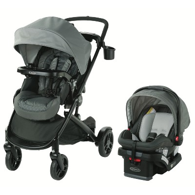 Graco Modes2Grow Travel System - Lotte